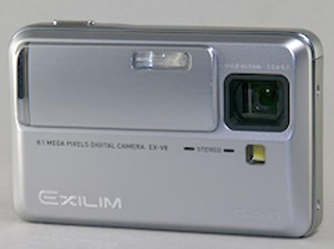 Casio ex-v8