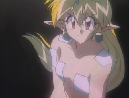 でたとこプリンセス ラピスの胸裸ヌード44