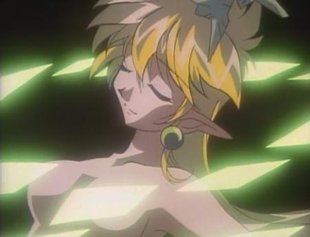 でたとこプリンセス ラピスの胸裸ヌード45