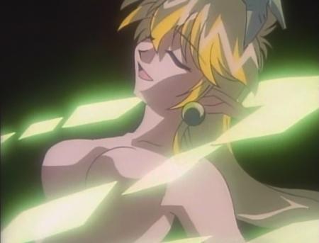 でたとこプリンセス ラピスの胸裸ヌード47
