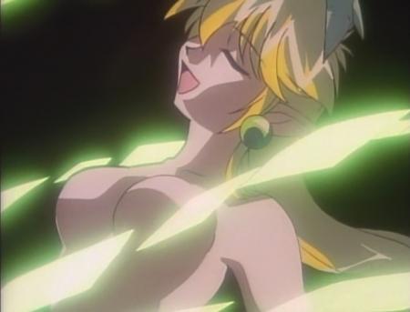 でたとこプリンセス ラピスの胸裸ヌード48