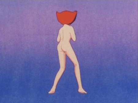 エスパー魔美パイロットフィルム 佐倉魔美の全裸ヌード24