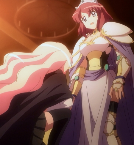 ゼロの使い魔 双月の騎士のアンリエッタN82