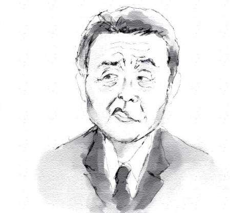 麻生太朗氏