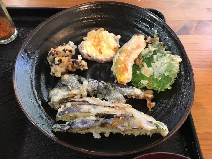 限定天丼!五剣山(海鮮食堂じゃこや)4