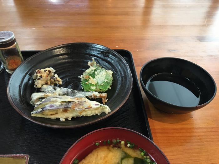 限定天丼!五剣山(海鮮食堂じゃこや)7