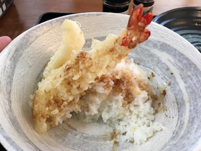 限定天丼!五剣山(海鮮食堂じゃこや)11
