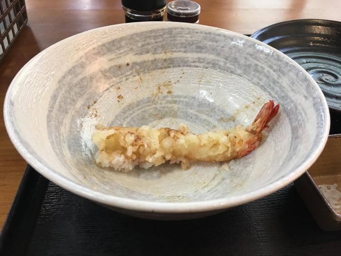 限定天丼!五剣山(海鮮食堂じゃこや)12