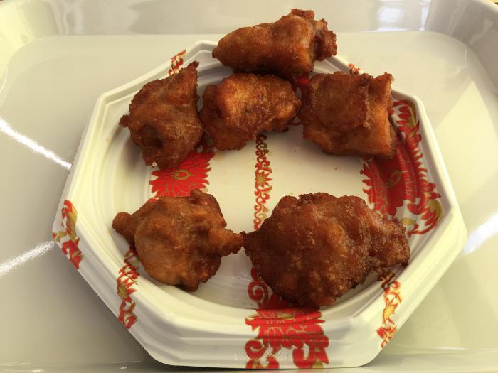 阿波尾鶏もも唐揚(ミマまちチキン)3