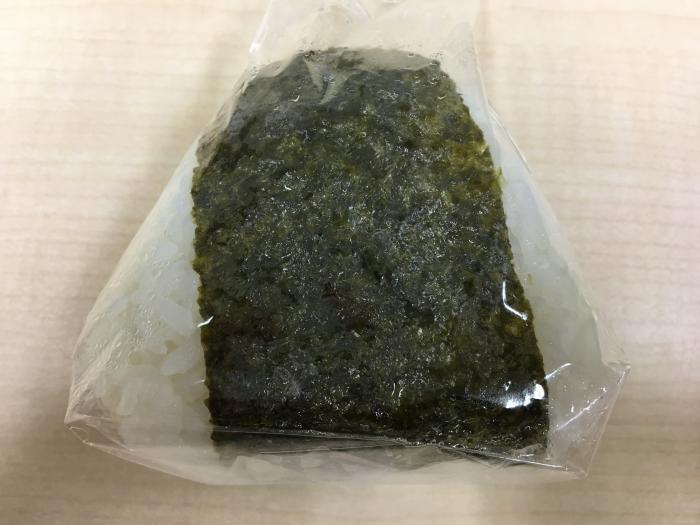 蟹ミソマヨのおにぎり(株式会社フジシゲ)