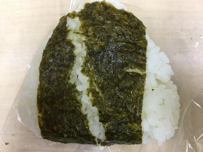 蟹ミソマヨのおにぎり(株式会社フジシゲ)3