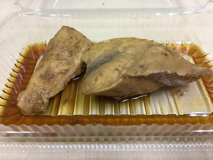 カジキマグロの煮付け(株式会社フジシゲ)2