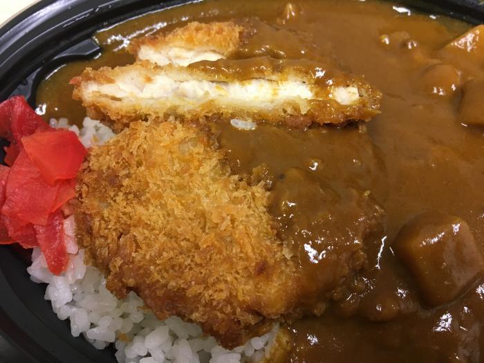 カツカレー(株式会社フジシゲ)3