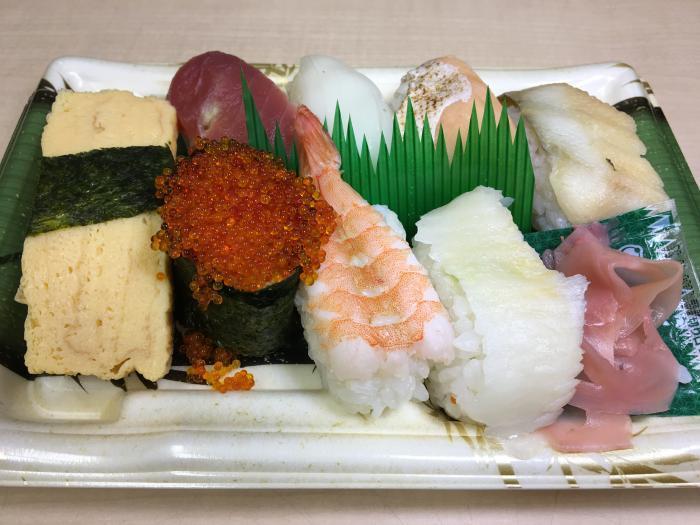 お寿司(株式会社フジシゲ)2