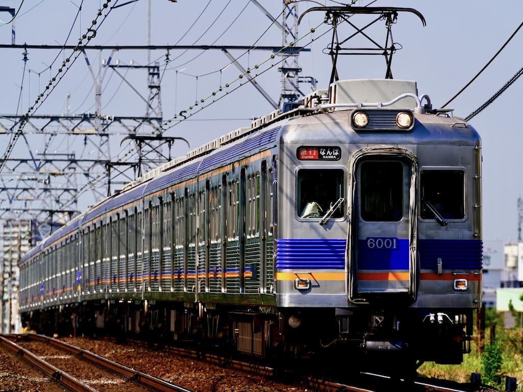 200530 nankai6001F Exp abikoguchi3