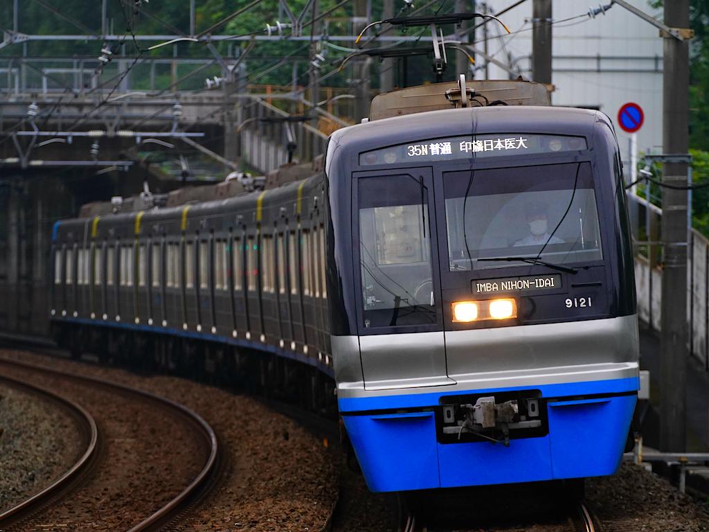 200718 hokuso9121 matsuhidai1