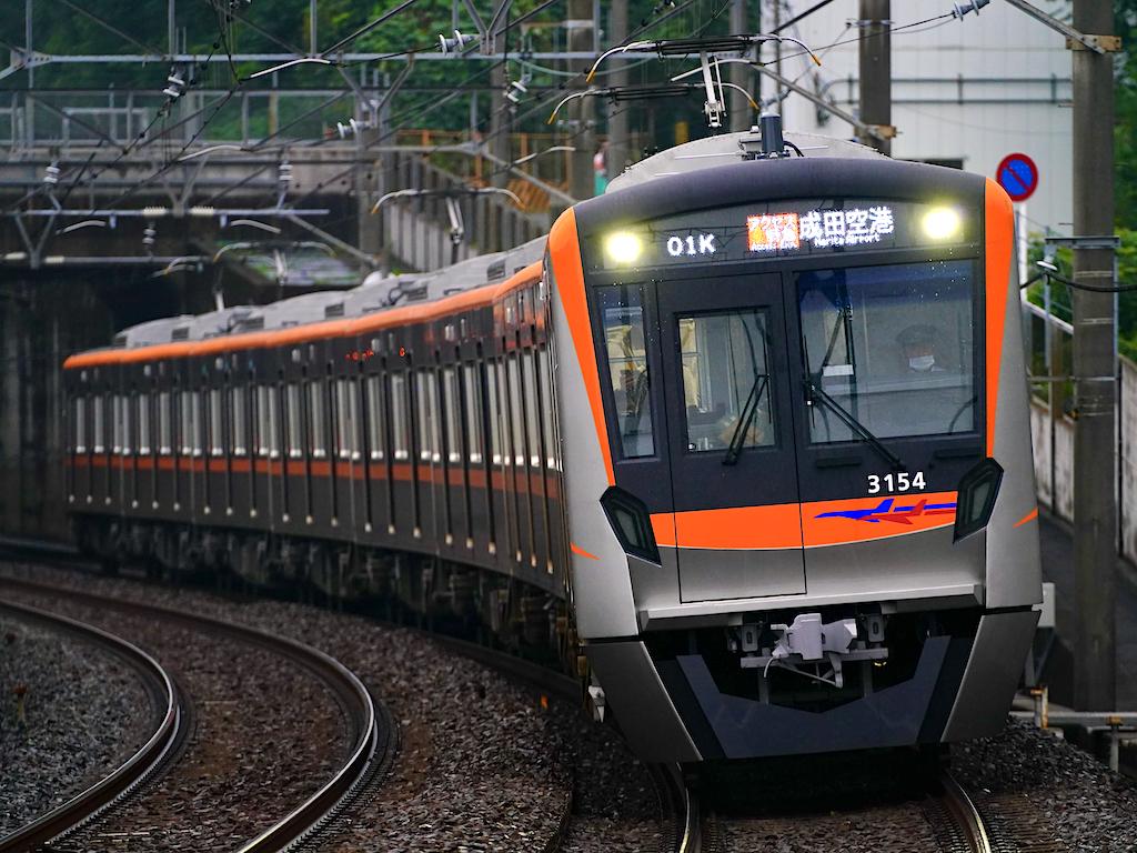 200719 keisei 3154 matsuhidai1