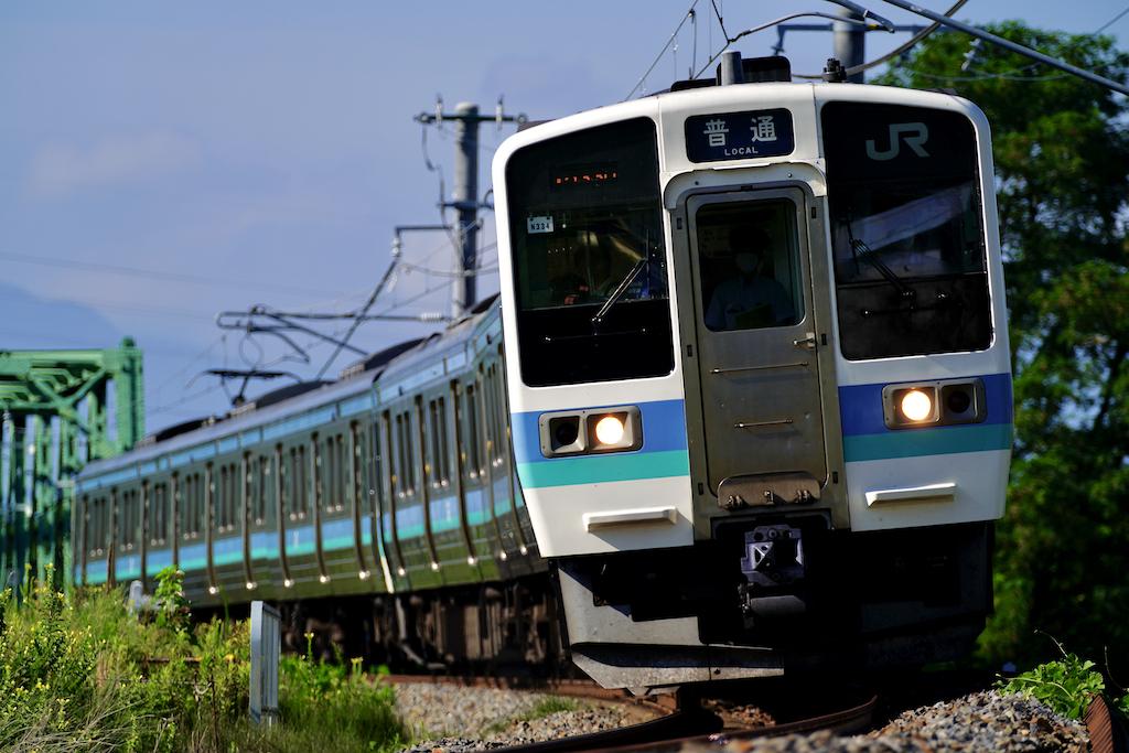 200814 JRE 211 6R NAGANO1