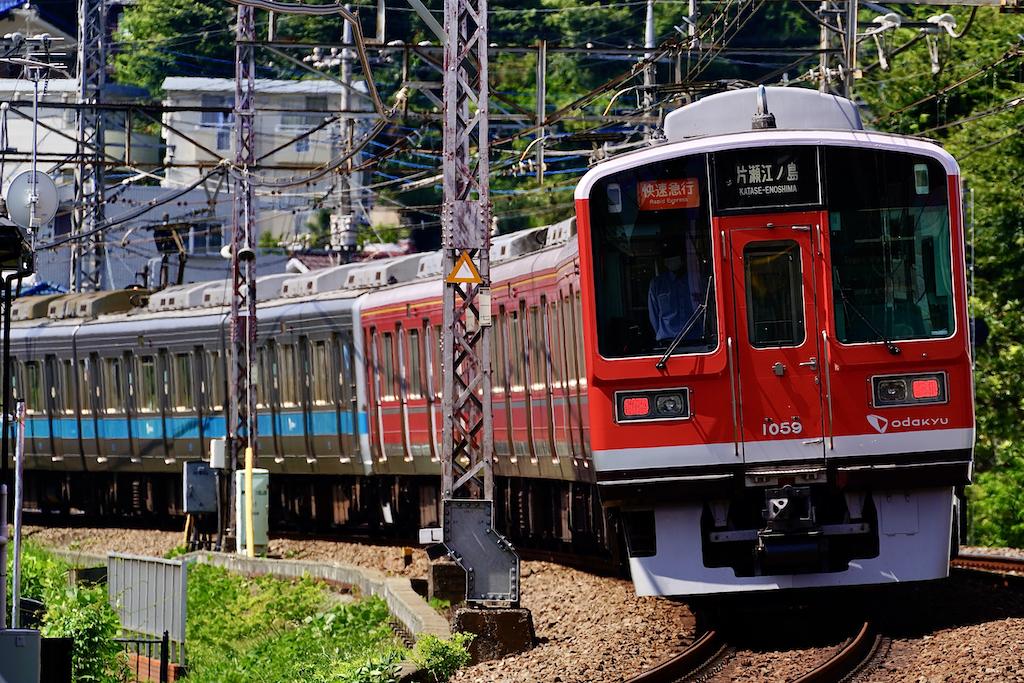200829 Odakyu 1059F tsurukawa Back 1