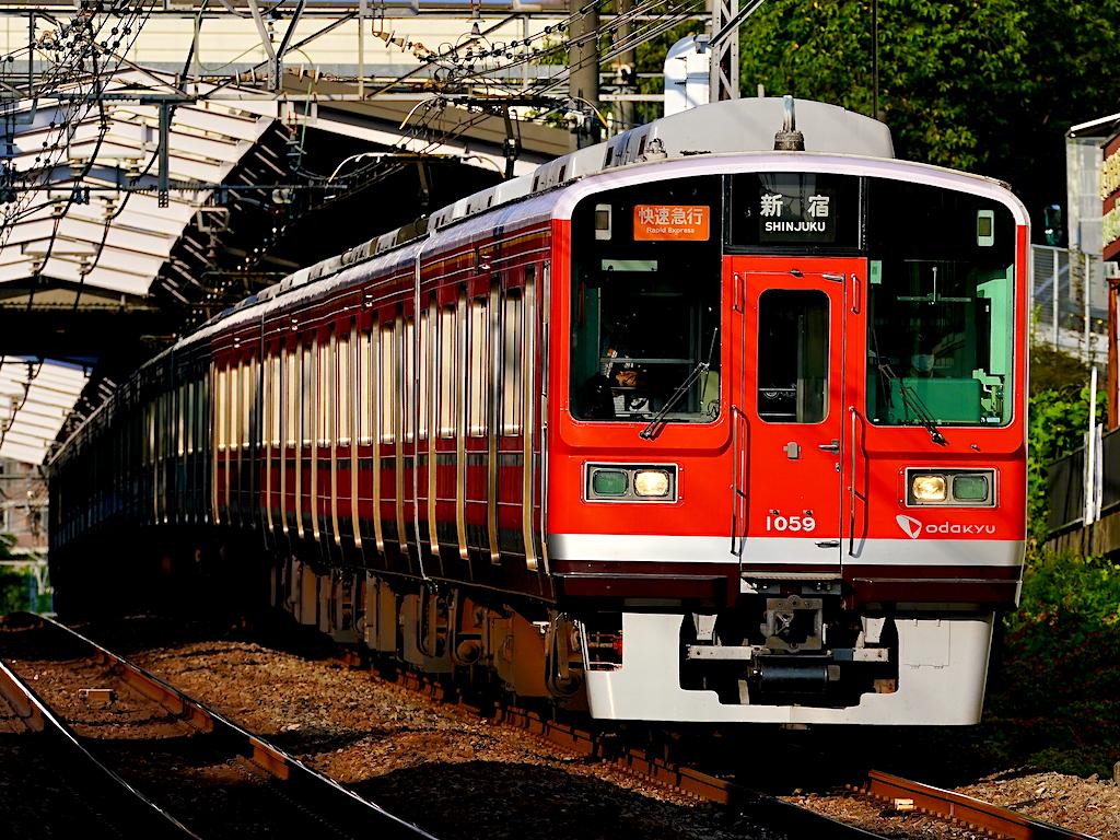 200829 Odakyu 1059F yurigaoka 2