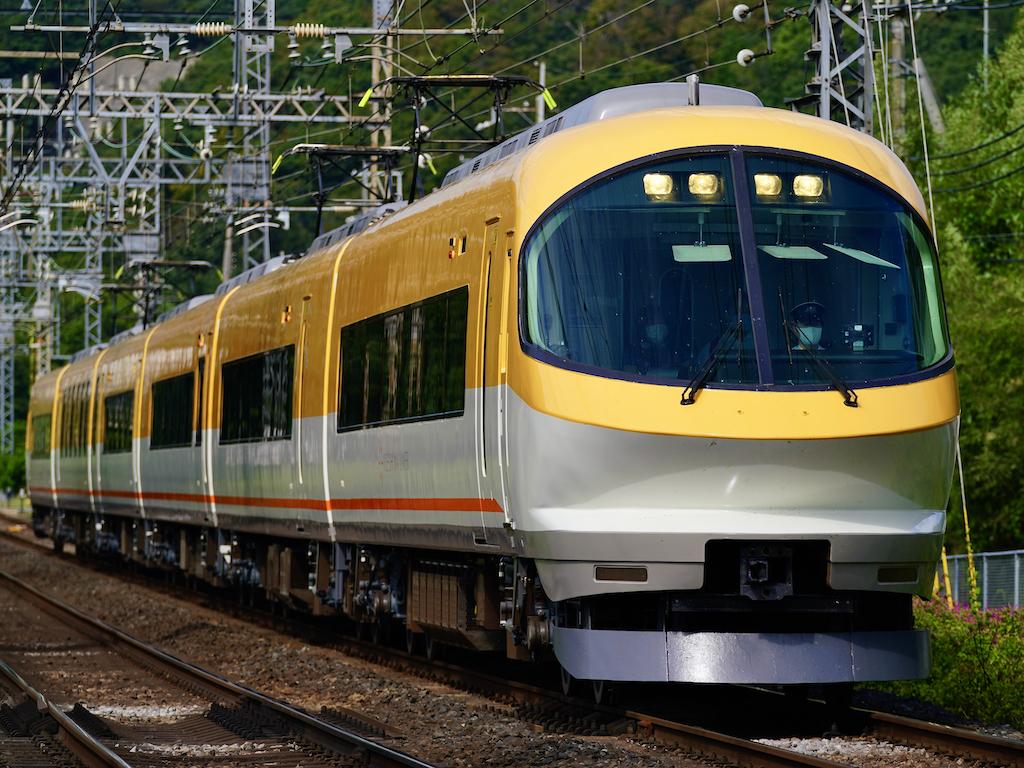 201921 kintetsu ISL Yellow 1