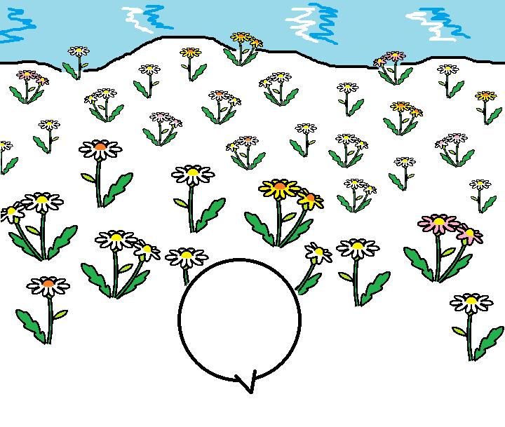 508つちのこお花畑探訪2