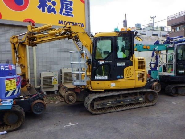 折損修理PC78-10
