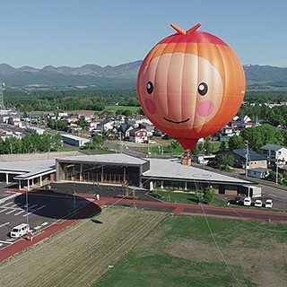 熱気球体験1