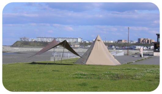 キャンプテント1(1)