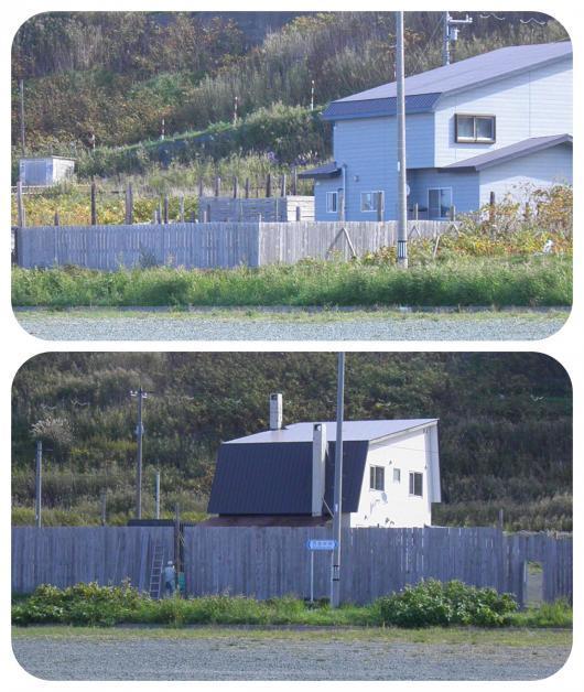 木塀の家1(1)
