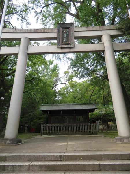 闇森神社3