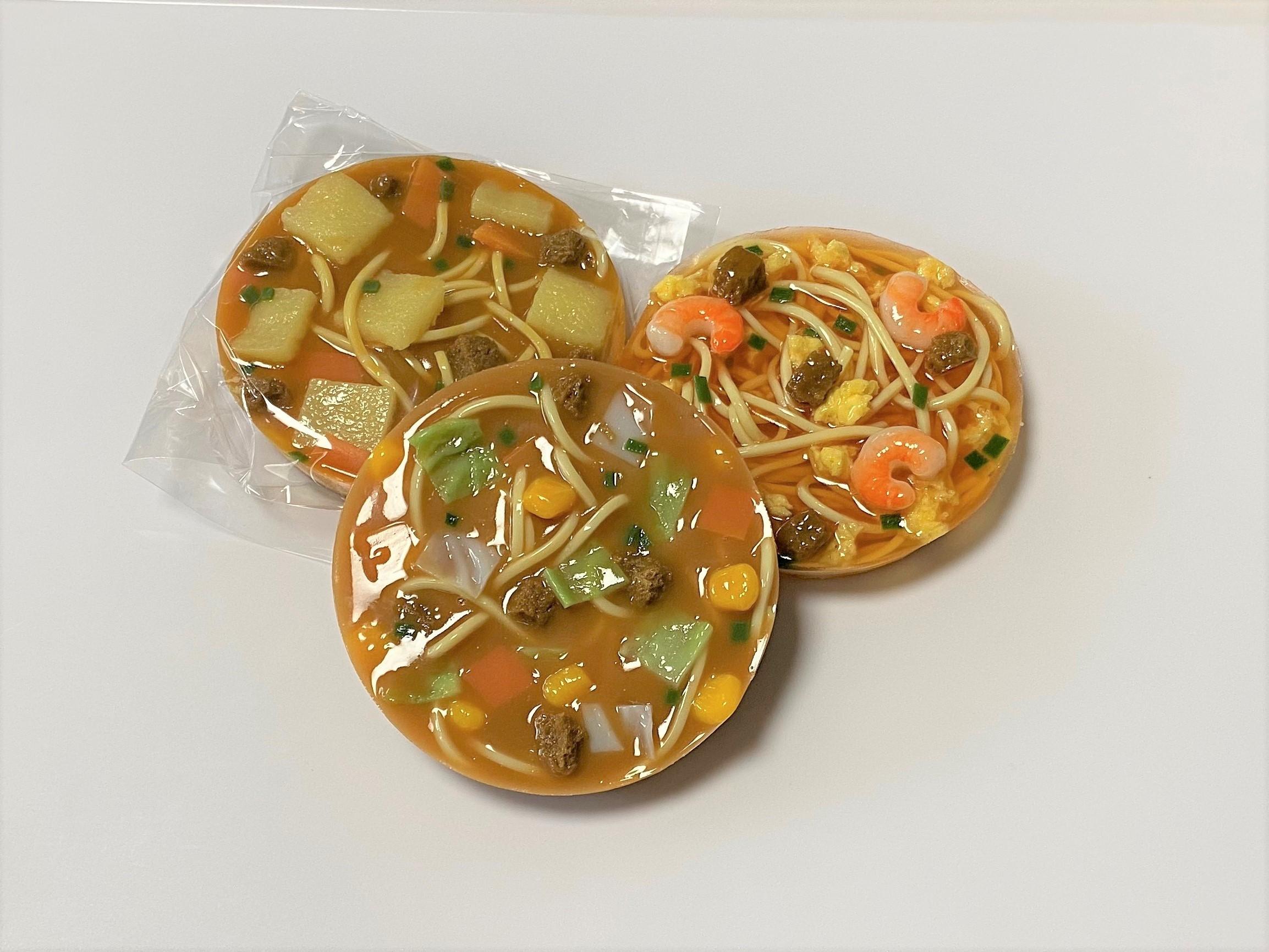 食品サンプル4 (2)