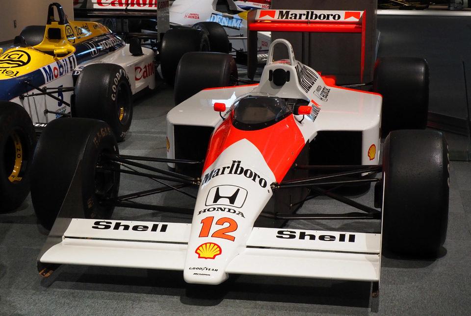 2891 マクラーレン・ホンダ F1 960×645