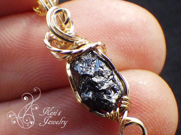 ブラックダイヤモンド&ハーキマーダイヤモンド