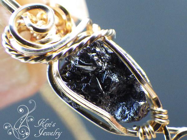 ブラックダイヤモンド×ルチルクォーツ