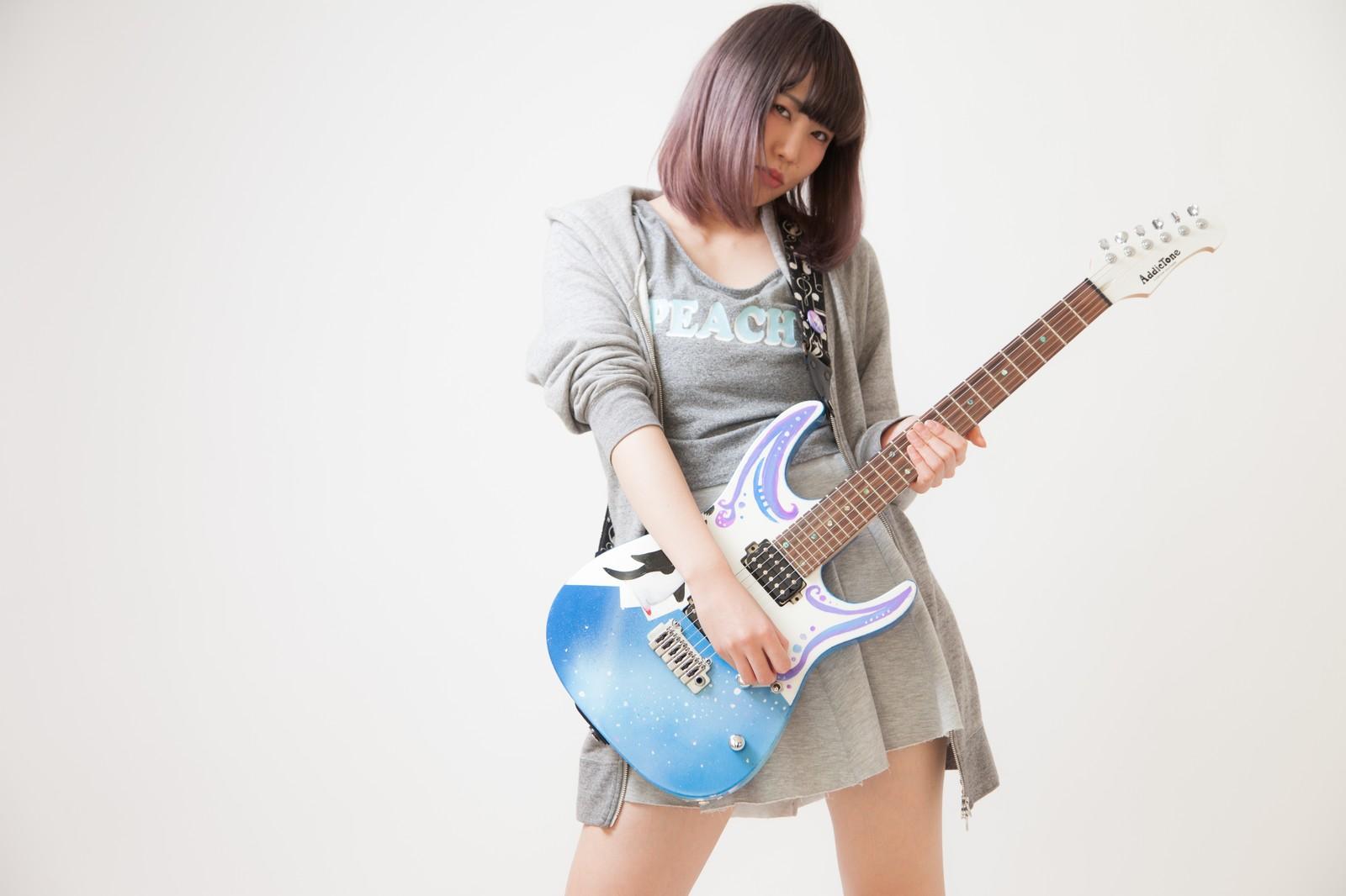 素材116ギタリスト