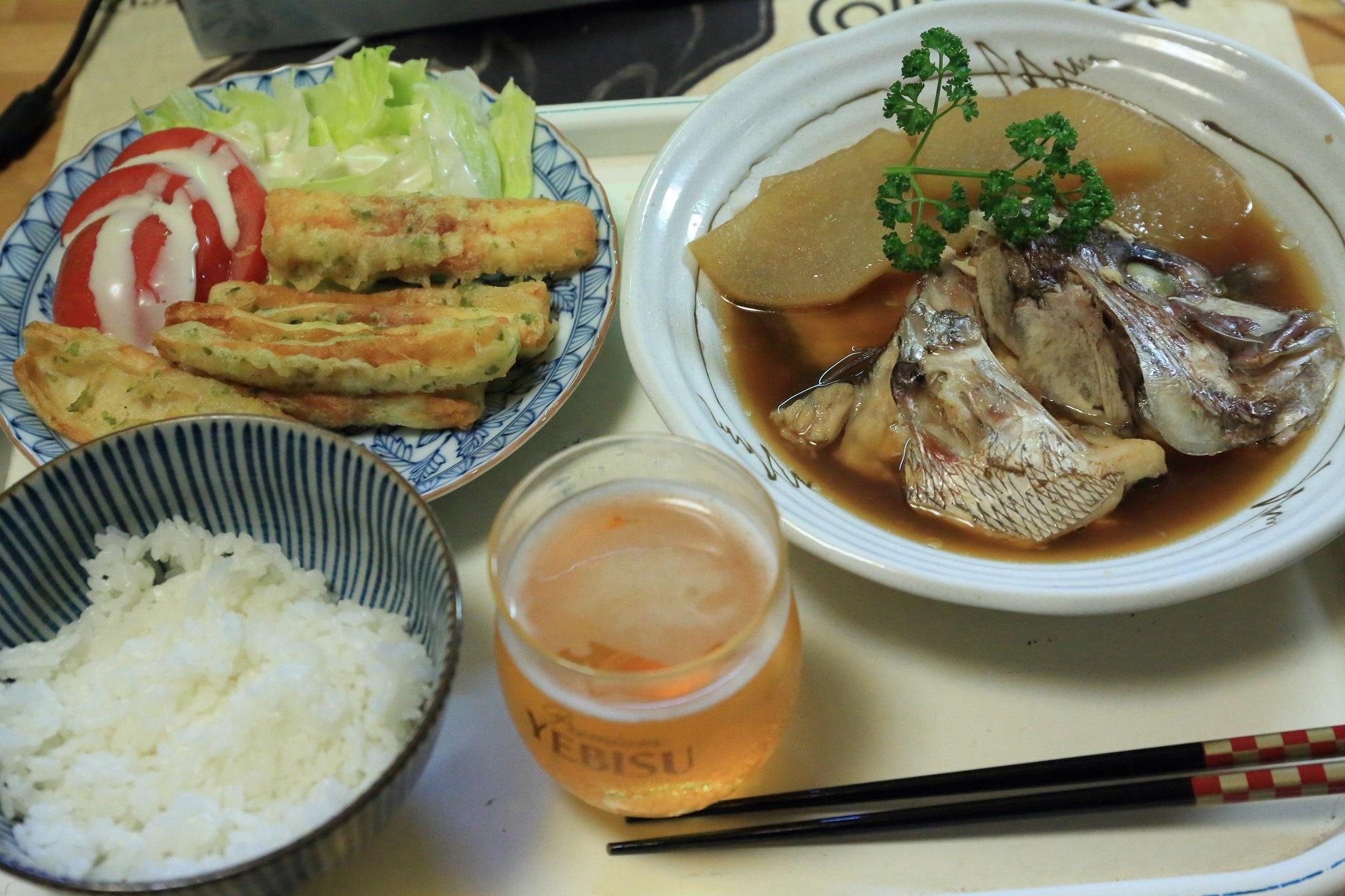 111夕食 鯛の兜汁煮定食.jpg