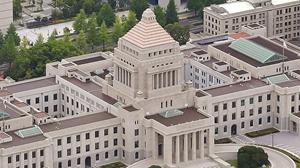 憲法記念日のイメージは国会議事堂