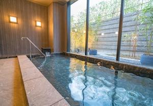 たびのホテル佐渡の大浴場