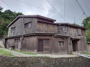 宿根木の家屋