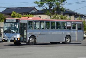 新潟交通佐渡のバス
