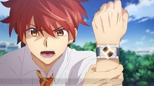 腕時計型エグゼロス