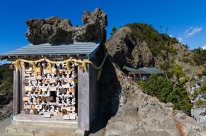熊野神社の祠