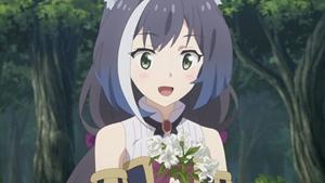 花とキャル