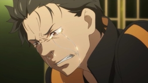 スバル泣き顔