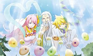 異世界の神々