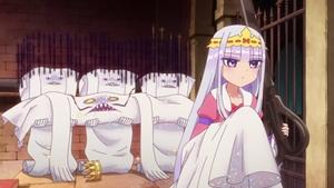 姫に狩られるふろしき達