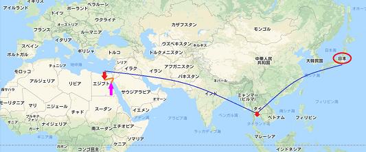 3-1世界地図