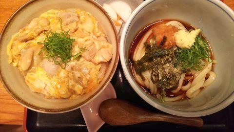 花きり(親子丼)