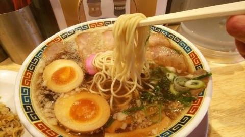 麺達(肉そば)